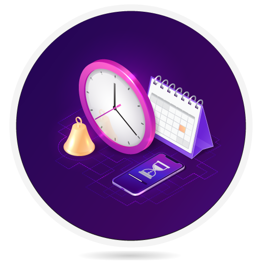 Estudia en línea y organiza tu tiempo